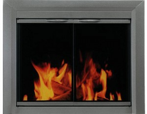 Pleasant-Hearth-CR-3400-Craton-Fireplace-Glass-Door