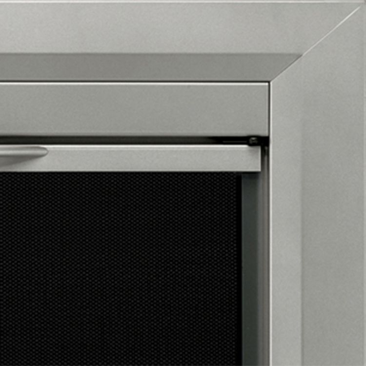 Pleasant Hearth Colby Fireplace Door Pleasant Hearth