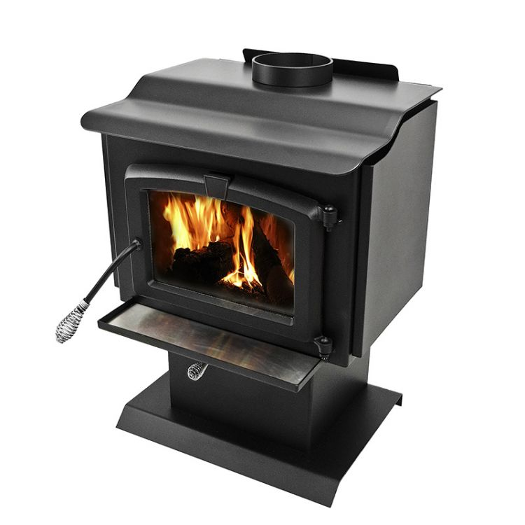 Pleasant Hearth HWS-224172MH 1,200 Sq. Ft. Small Mobile Home Stove