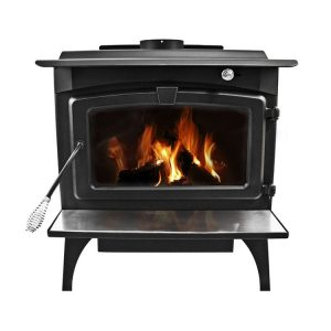 Pleasant Hearth LWS-130291 2,200 Sq. Ft. Large Wood Burning Stove