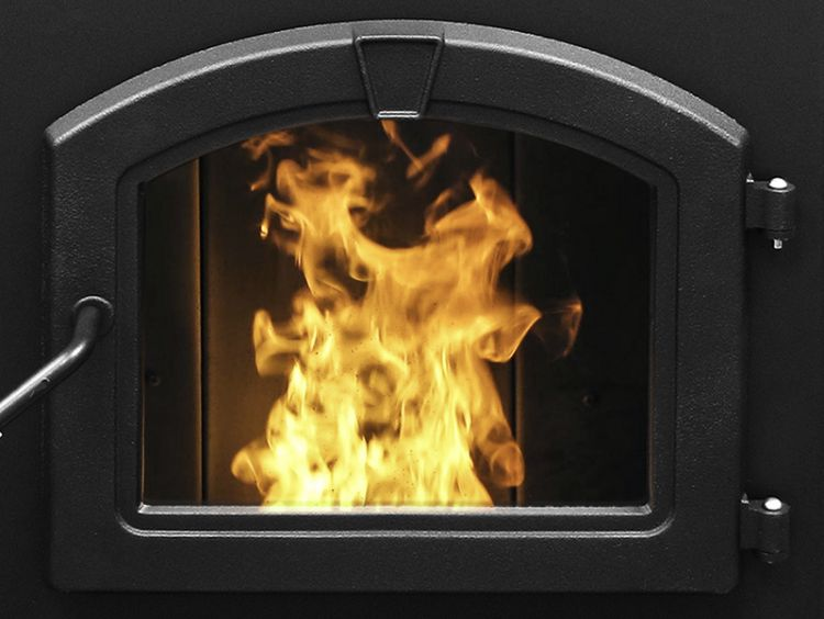 Pleasant Hearth Large Pellet Stove Ph50ps Pleasant Hearth