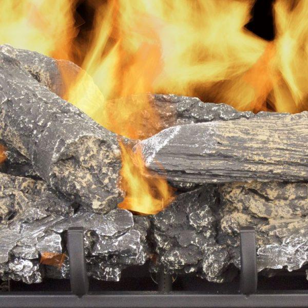 Pleasant Hearth 30'' Valley Oak Vent Free Gas Log Set 33,000 BTU's