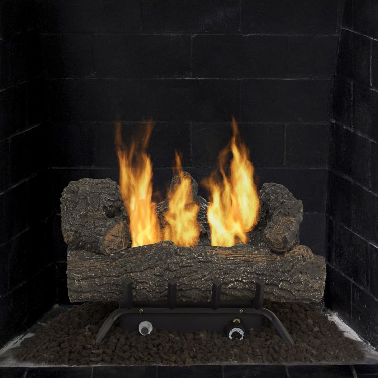 Southern Oak Vent Free Gas Log Set 30 000 Btu Vfl2 Ww18dt