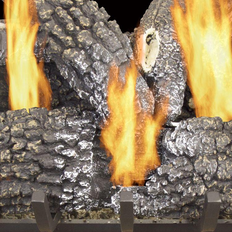 Arlington Ash Vented Gas Log Set Vl Aa18d Vl Aa24d