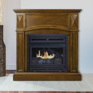 LP Gas Vent Free Fireplaces