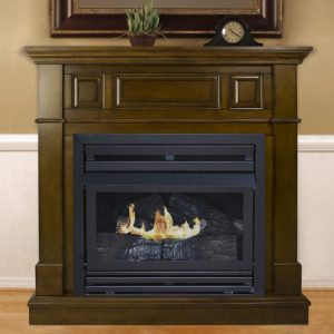 Natural Gas Vent-Free Fireplace