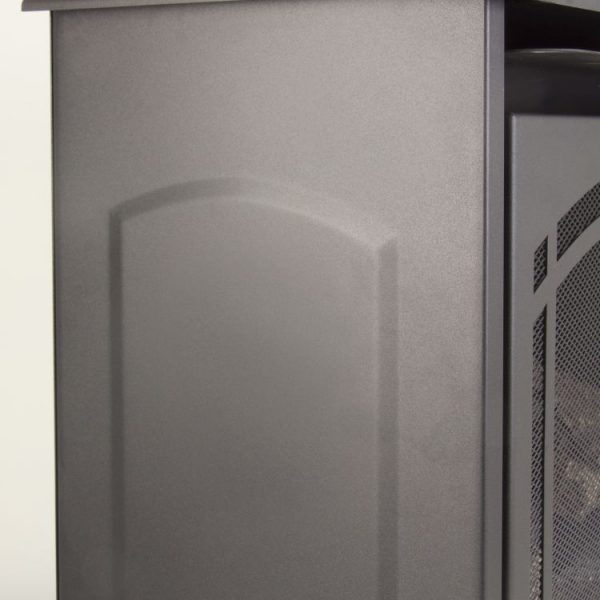 Close up shot of Pleasant Hearth 20,000 BTU 23.5 in. Compact Vent Free Gas Stove