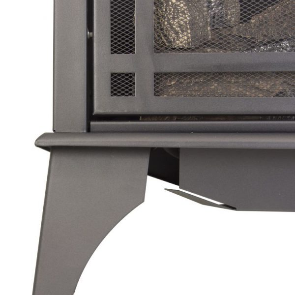 Legs of the Pleasant Hearth 30,000 BTU 32 in. Intermediate Vent Free Gas Stove - VFS2-PH30DT