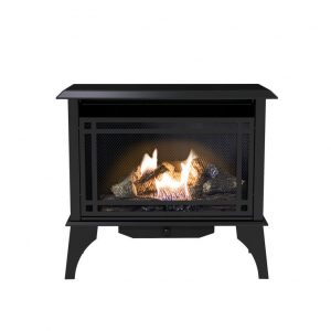 Pleasant Hearth 30,000 BTU 32 in. Intermediate Vent Free Gas Stove - VFS2-PH30DT